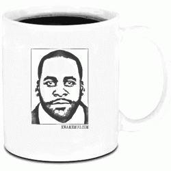 A mugshot mug... genious!