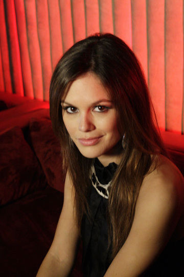 Rachel Bilson... hard salami...too easy.