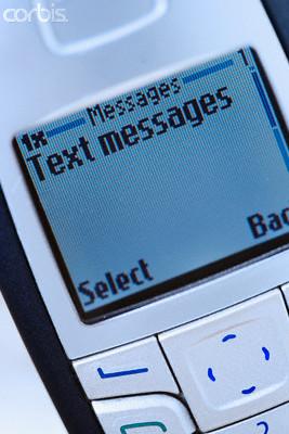Merry Mass Texting!