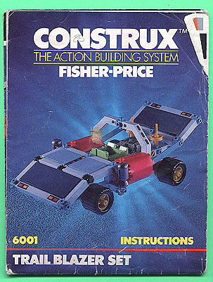 Legos were for nerds... Construx was for bigger nerds.