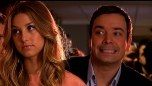 "Jimmy and ZOMG! He's with Whitney Port from ""The City""!"