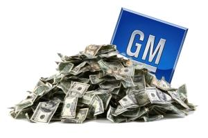 Car Company Bailout Details