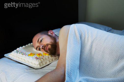 Worth  Words Birthday Cake Pillow Edition MonkeyBLOG MonkeyDO - Words on cake for birthday