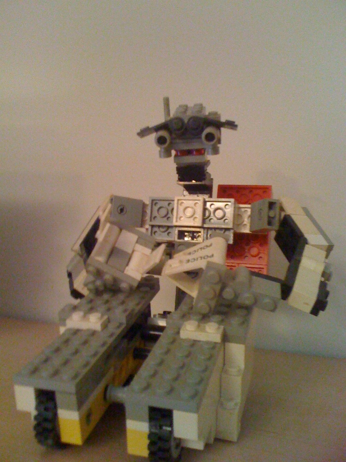 Lego Johnny 5 Instructions By Matt De Lanoy Pinterest Five Tumblr Inasense Lost More Like Zero Monkeyblog Monkeydo
