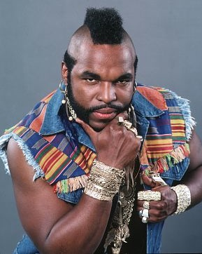 old school mr t