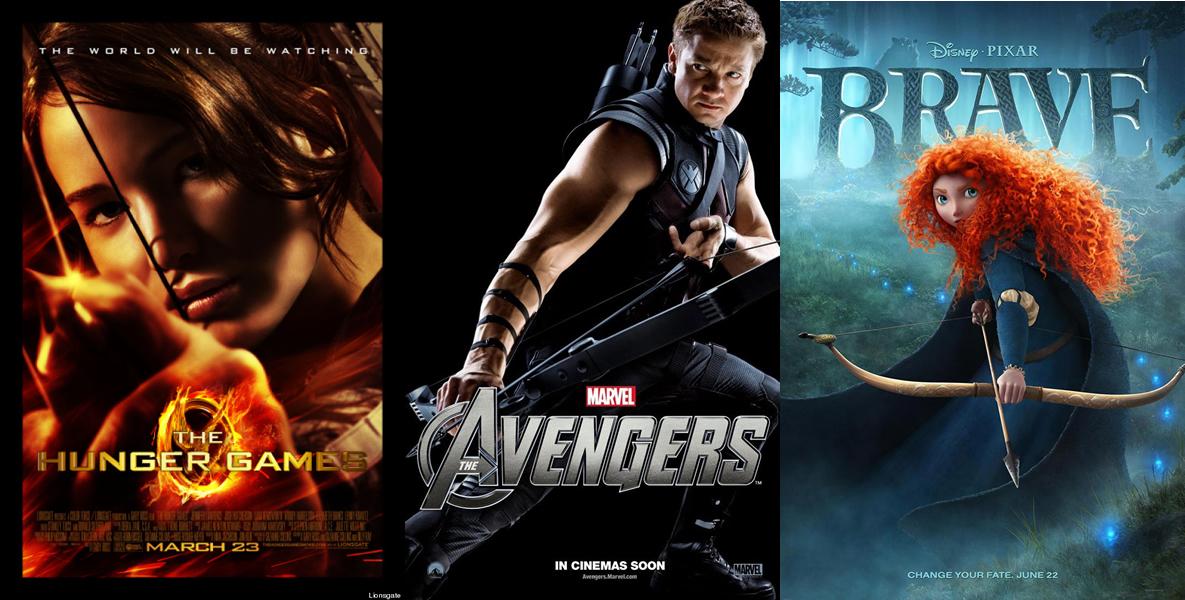 Hawkeye Avengers Bow And ArrowHawkeye Avengers Bow And Arrow