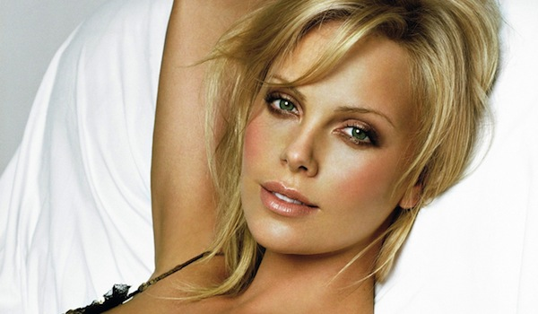 I looked up wake up call. This picture of Charlize Theron was on it. I used it. Welcome to my train of thought.