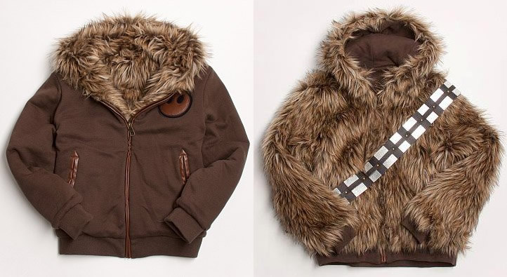 So you can keep warm while looking cool.