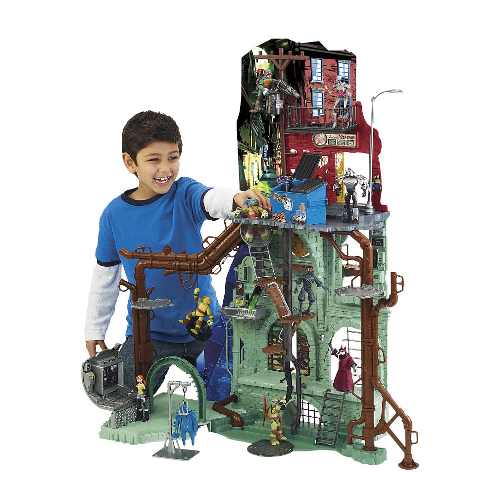"This 42"" tall playset gets a definite YES! from me."